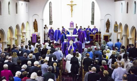 Fr. Gallacher's Installation Mass 2017